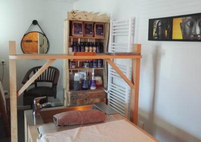 cabine massage ayurvedique